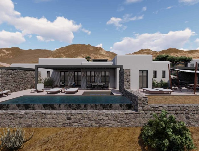 Bonzoe Home with 2 bedrooms ( 9m pool)